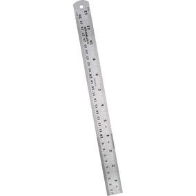 Régua De Inox 60cm 1pç