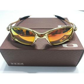Penny Dourado Com Lente Roxa - Óculos De Sol Oakley Juliet Com lente ... 5022af44eb