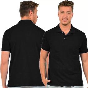c009ab95c8 Camisa Polo Brooksfield Branca E Preta - Pólos Manga Curta ...