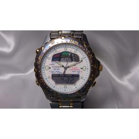 2832f9f653d Relogio Citizen Yachting Antigo - Relógios no Mercado Livre Brasil