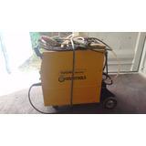 Maquina De Solda Mig 250 Amperes 380 Volts Grantools