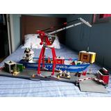 Lego Harbor 7994