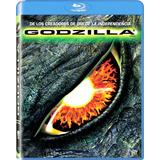 Blu Ray Godzilla 1998 - Importado Dub Leg - Lacrado Raro