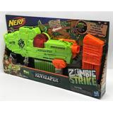 Nerf Zombie Strike Revreaper Nuevo En Caja Oferta