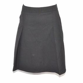 The Limited Falda Negra Tableada 4Msrp $650