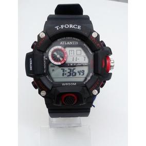 4d108e996d88e Relogio Atlantis T Force G5517 - Relógios De Pulso no Mercado Livre ...