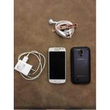 Samsung S4 Mini Blanco