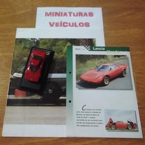 Miniatura - Auto Collection - Nº44 - Lancia Stratus Hf 1973