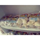 Doces Na Palha Original Kit Com 12 Pacotes - 3,600 Kg