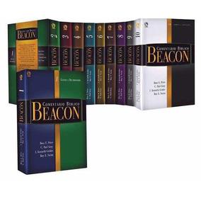 Comentário Bíblico Beacon Antigo E Novo Testamento
