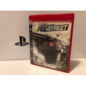 Jogos De Ps3 Mídia Física(cd) Need For Speed Pro Street