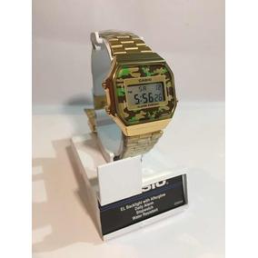 a23bd267284 Reloj Casio Vintage Camuflajeado - Reloj Casio en Mercado Libre México