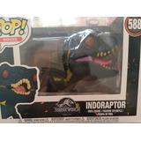 Muñeco Funko Pop Indoraptor Jurassic Fallen Colección Rdf1