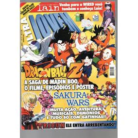 Revista Ultra Jovem Dragonballz Sakura Wars Nº 03