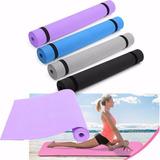 Kit 02 Colchonete Tapete Yoga Pilates 180cm X 60cm. Ref: 720