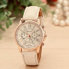 e21f60419e0 Relógio Feminino Dourado Genova Importado - Relógios no Mercado ...