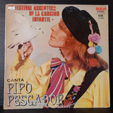 f90cfca01375a Lp Pipo Pescador Canciones Con Boina en Mercado Libre Argentina
