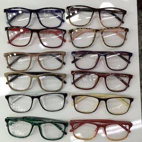 Armacao Para Oculos 3 Peças - Óculos no Mercado Livre Brasil 777cfffe89