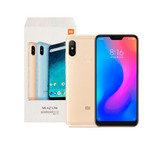 Celular Xiaomi Android One Mi A2 Lite 5.8 64gb 4gb Ram 17 Mp