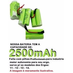 Bateria Aspirador Electrolux Ergorapido Erg: 10-11-12-13-14