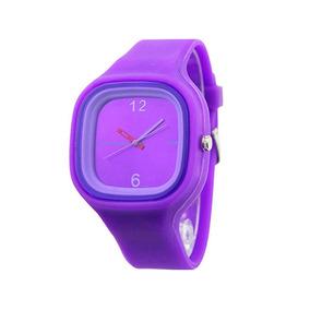 4030fac072a Relógio Analógico Ss Jelly Pulseira Silicone - Relógios no Mercado ...