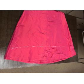 Pollera Larga Fiesta Saten - Polleras Largas de Mujer Rosa claro en ... 1f677a20980a