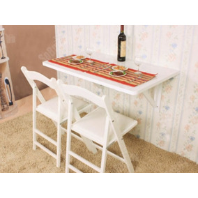 Mesa Plegable Pared Cocina - Muebles de Cocina en Mercado Libre ...
