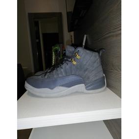 separation shoes dc61c 4694f Tenis Nike Air Jordan 12 Dark Gray Para Hombre