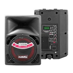 Parlante Activo Bluetooth/usb/fm Pro400bt-usb 1000 Watts Max