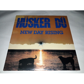 Lp Husker Du New Day Rising Vinil Novo E Lacrado