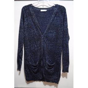 Saco Sweater Azul Marino Mujer - Ropa y Accesorios en Mercado Libre ... 8badb18ca4b9