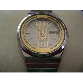Elegante Reloj Citizen Automático De 21 Joyas.