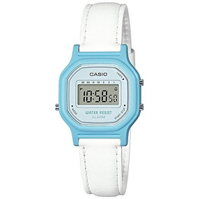 Casio La-11wl-2acf Reloj Digital Casual Para Mujer, Color A