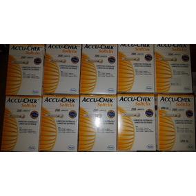 Lancetas Accu-check Caja Con 200pz