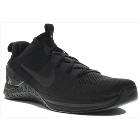 check out 14feb a196d Zapatillas Nike Metcon Dsx Flyknit 2 Negras Full Crossfit