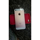 Iphone 5se 32gb Com Caixa E Cessórios