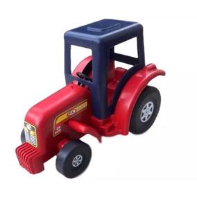 Atacado Kit Com 10 Trator De Brinquedo