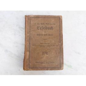 Antigo Livro Alemao 1930 Barato Frete Gratis