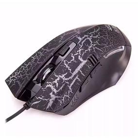 Mouse Com Fio Gamer 1,2 M 7 Botões 3200 Dpi Mac T78