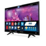 Smart Tv Led 43 Aoc Linux Wifi Nuevo En Caja