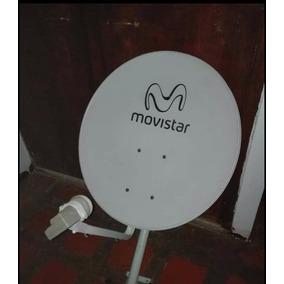 Antena Movistar Con Decodificador