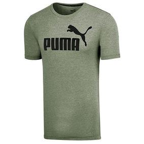 Playera Puma Hombre 852419-23 Olivo Ch,med Envio Gratis