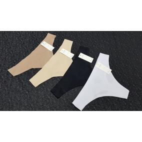 8 Tangas Sin Costura Microfibra - Marca Ilys / Lumie