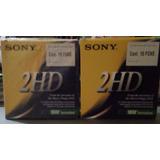 Diskette Nuevo Sony 2hd 3.5 19 Piezas Envio Gratis