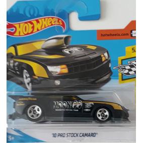 Carrinhos Hot Wheels Pro Stock Camaro 1/64 2018