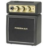 Micro Amplificador De Guitarra Am-2 Freeman (video)
