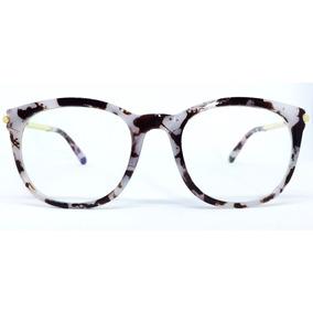Armação De Acetato Para Óculos De Grau Vintage + Brinde 353a7e1bab