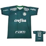 Camisa Camiseta Palmeiras Verdão Estrela Vermelha Mundial 0b52f3f98c168