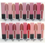 Lote De 12 Labial Mac Retro Nudes Matte Indeleble