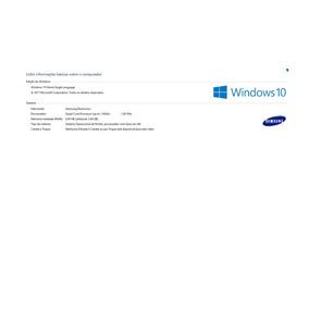 Notebook Samsung Ativ Book 9 Lite Np905s3g-kd2br Fino Slim